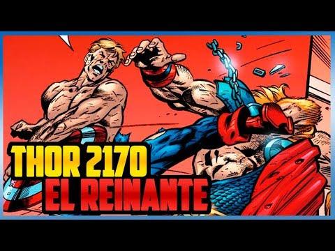 THOR: EL REINANTE   CÓMIC NARRADO - HISTORIA COMPLETA