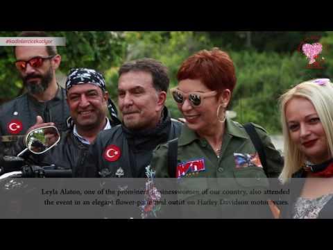 #HOG #kadinlarcicekaciyor.com #HarleyDavidson #LeylaAlaton #IWAB #Antalya #Tourism #Festival