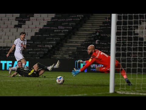 Milton Keynes Bristol Rovers Goals And Highlights