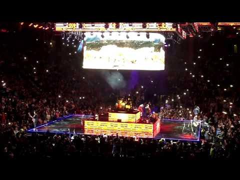 Los tigres del norte arena Monterrey