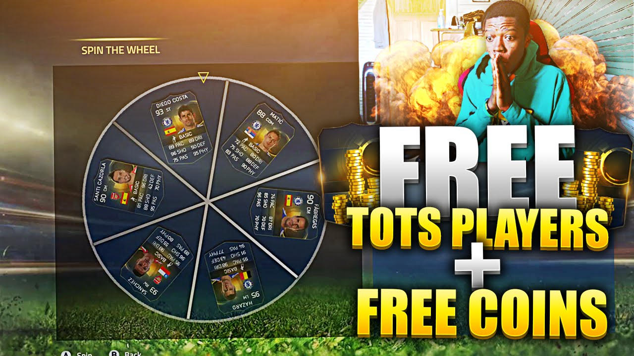 wow free coins free tots players spin the wheel new fifa 16 game mode youtube. Black Bedroom Furniture Sets. Home Design Ideas