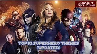 Top 10 Superhero Themes (Updated)