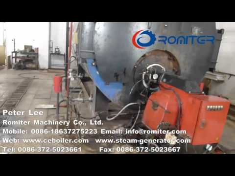 Waste Oil Burner , Waste Oil Boilers-Romiter Group