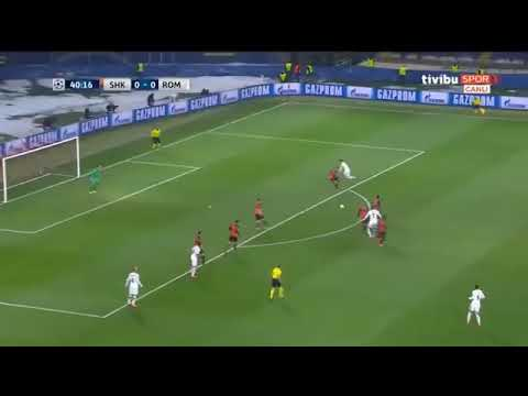 Cengiz Ünder attı, Roma, Shaktar deplasmanı'nda 1-0 öne geçti.