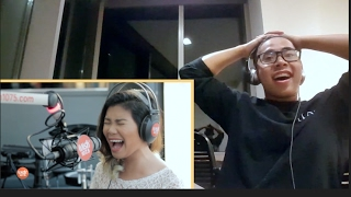 "Katrina Velarde nails ""Go The Distance"" (Michael Bolton) REACTION! (NEXT REGINE VELASQUEZ!?!?)"