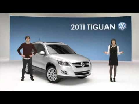 Boardwalk Volkswagen Richardson 2011 Tiguan Overview