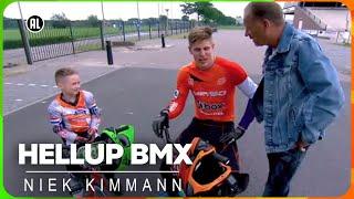 Hellup BMX met Niek Kimmann | ZAPPSPORT