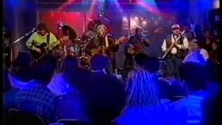 """Richard Desjardins et Abbittibbi -Les Yankees """"Live"""" à Musique+ 1996"""