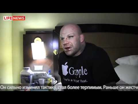 Jeff Monson speaks about Fedor Emelianenko...