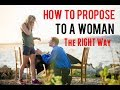 Tips For How To Propose To Your Girl