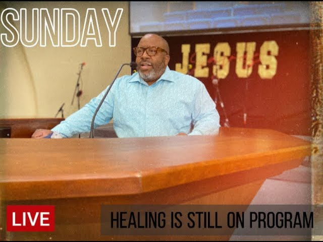 AntiochCorinth | Healing is Still on Program (Luke 8:40-50)