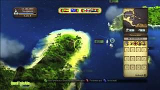 Port Royale 3 Gameplay ITA Xbox360 Primi minuti di gioco   Parte 3di3