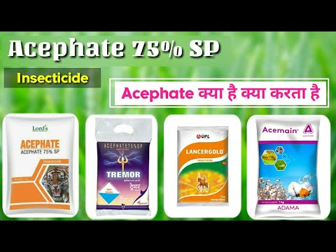 Acephate 75% Insecticide