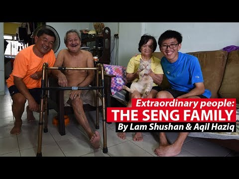 Extraordinary People: The Seng Family | CNA Insider