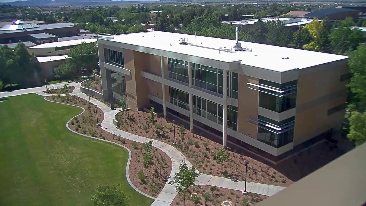 southern utah university geoscience building