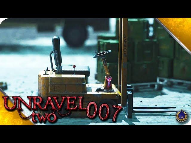 UNRAVEL TWO 🌼 [007] Gabelstapler-Fahrer Klaus