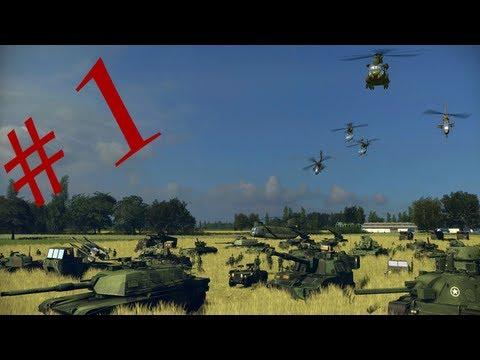 Wargame: European Escalation -#1 - Iron Curtain
