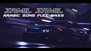 zamil zamil arbik song full bass (official video)   super cars