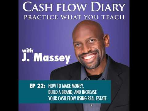 CFD 022 - How to Make Money, Build a Brand, and Increase Your Cash Flow Using Real Estate.