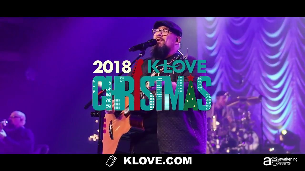 KLOVE Christmas Promo - Week of 12/3 - YouTube