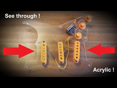 how-to-make-a-clear-perspex-stratocaster-pickguard