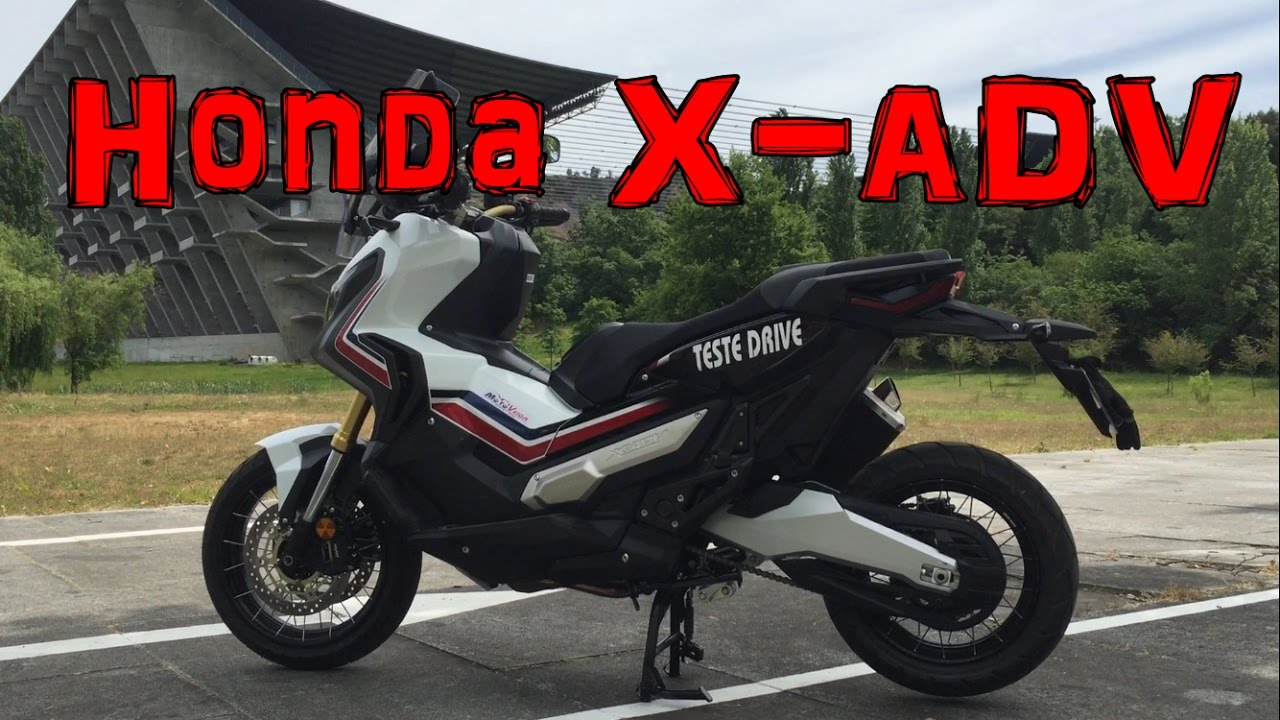 honda x adv top speed 183 km h full specs pure sound youtube. Black Bedroom Furniture Sets. Home Design Ideas