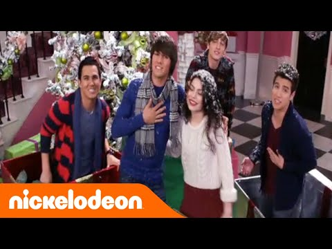 Big Time Rush | All I Want For Christmas Is You | Nickelodeon Italia