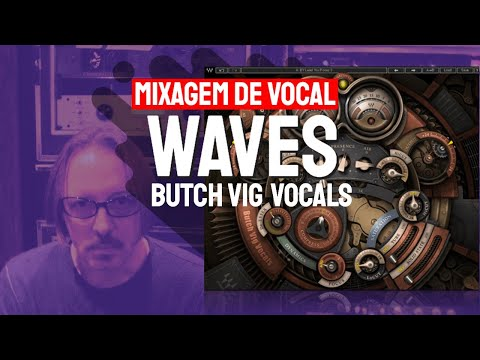 waves butch vig vocals tutorial pt br youtube. Black Bedroom Furniture Sets. Home Design Ideas