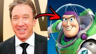 Top 10 TOY STORY Voices 🎤