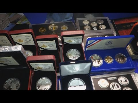 My Full 2014 Silver & Gold Proof Coin Collection