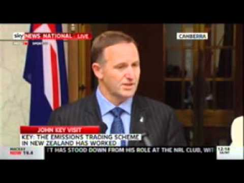 Julia Gillard: Joint press conference with New Zealand Prime Minister John Key