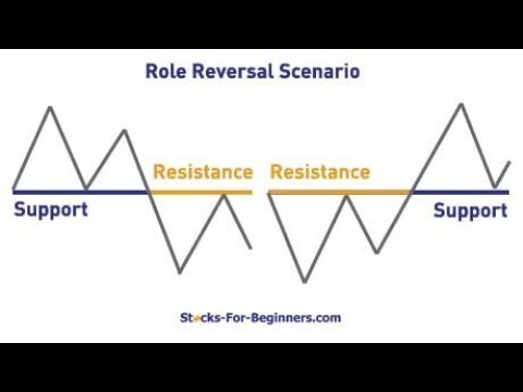 Support and Resistance – Your Keys to Success