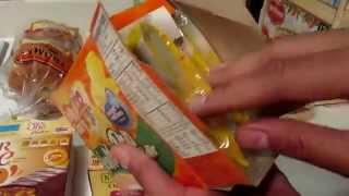 Kids Snack Bins