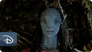 First Look at The Na'vi River Journey Shaman | Disney's Animal Kingdom thumbnail