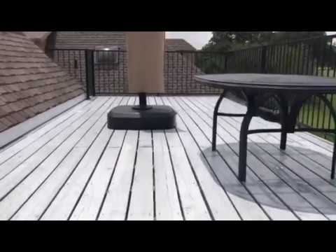SuperDeck® Exterior Oil-Based Semi-Transparent Stain - Sherwin ...