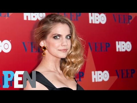 Anna Chlumsky Reveals Why She Pulled Back From  Business As A Teen  PEN  People
