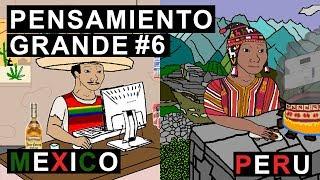 Big Think #6 | Peru and Mexico Siege Speculation  | Gregor