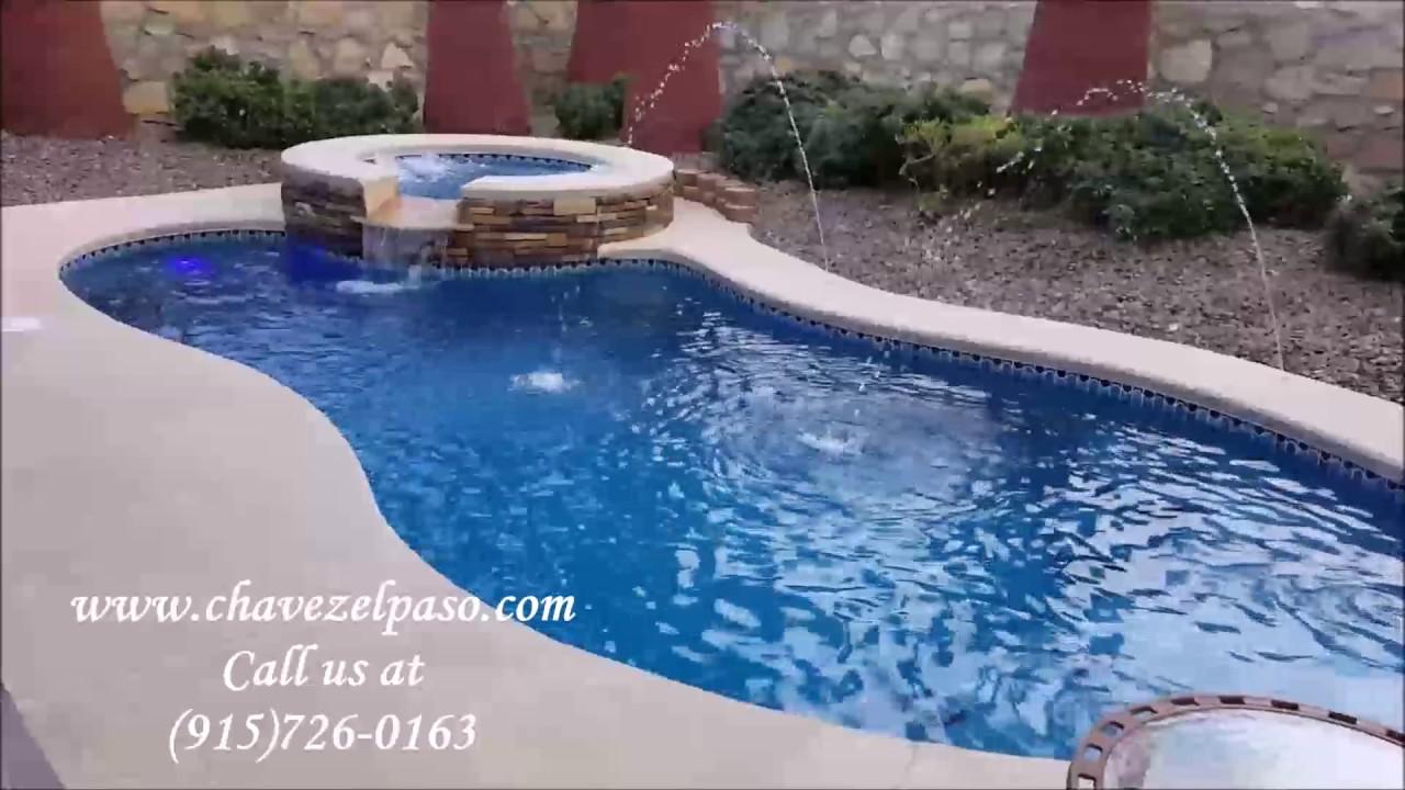 Bella View El Paso Chavez Swimming Pool