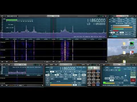 11860 kHz Republic of Yemen Radio