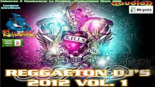Tra Traman - Dj Tatamix ★Reggaeton Djs 2012 Vol 1 ★*HD* By Tiestoriki
