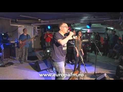 Europa FM LIVE in GARAJ: Taxi - Imi iubesc nevasta