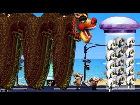 Zombie Tsunami Gameplay   Ninja Slice Zombies MEGA