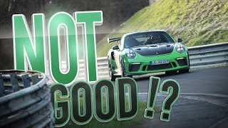 Is the Porsche 991.2 GT3 RS JUST Too Fast?
