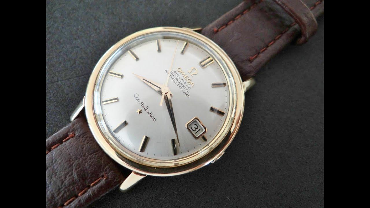 Omega Constellation Vintage