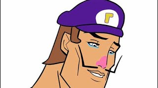 Precious Waluigi (Made by TwoCaner)