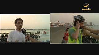 مشاركة مميزة لعشاق الدراجات الهوائية في فعاليات موسم جدة