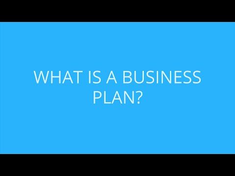 What is a Business Plan? - Bplans Explains Everything