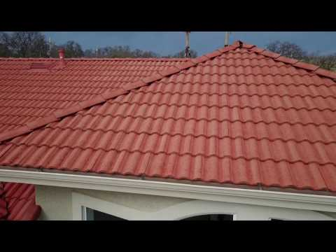 Gallagher Roof Footage For Inspection Filmed By Realtor Mark Divittorio