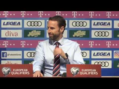 Montenegro 1-5 England - Gareth Southgate full press conference