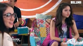 Soy Luna 2. Sezon - 35. Bölüm - Luna ve Nina konuşuyor - 🎶Princesa🎶- Türkçe Altyazılı / BeLuna